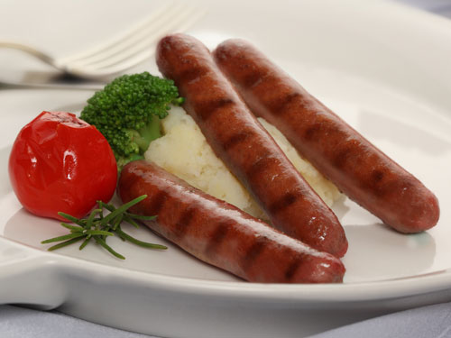 Beef Breakfast Sausages
