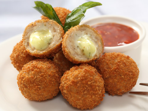 Fish Mini Kievs