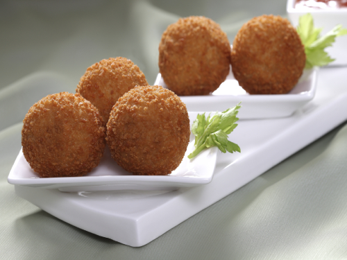 Mini Fish Cutlets