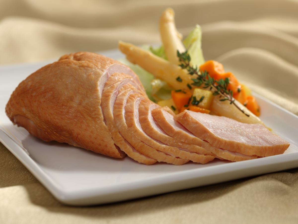 Smoked Chicken Breast (Slices)