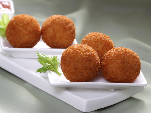 Premium Mini Fish Cutlets