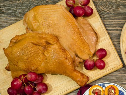 Smoked Turkey Set