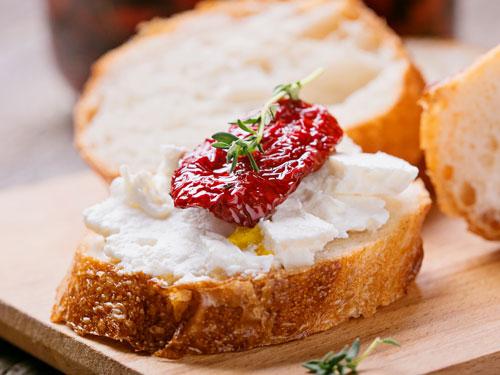 Sun-dried Tomato & Cream Cheese Spread