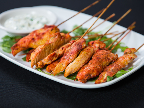 Chicken Tandoori Sticks
